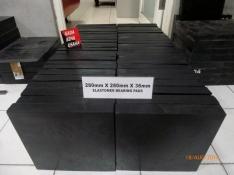 Elastomeric Bearing Pad 280x280x36