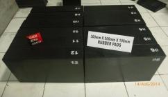 Elastomeric Bearing Pad 300 X 500 X 100