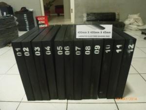 Elastomeric Bearing Pad 450 X 400 X 45