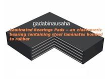 Laminated Elastomeric Bearing Pad