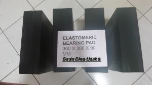 Elastomer Bearing 300 X 300 X 90