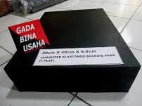 Rubber Pad 400x300x99 (7PLAT)2