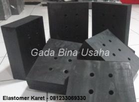Rubber Pad Lubang