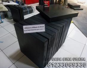 ELASTOMERIC BEARING PADS POLOS(450x400x45)2